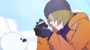 A Polar Bear in Love Gets a Spinoff Anime