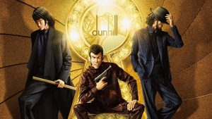 Lupin III the First CG Movie Gets Italian Fashion Collab
