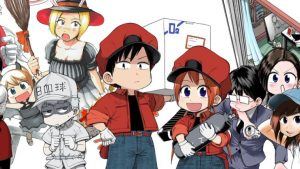 Cells at Work! Baby Spin-Off Manga Debuts