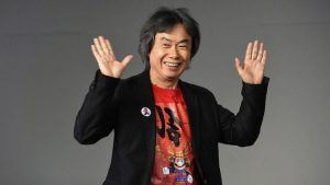 Shigeru Miyamoto is First Game Developer Recognized as Person of Cultural Merit in Japan