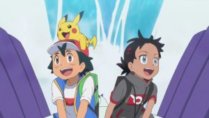 New Pokemon Anime Trailer