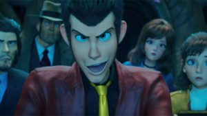 Opening Movie for Lupin III the First CG Movie