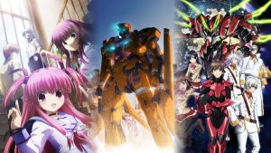 Angel Beats!, Aldnoah.Zero, Valvrave the Liberator, and More Available Now on Funimation