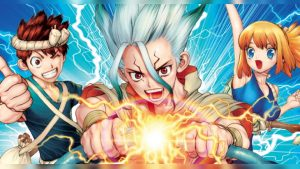 """Dr. Stone Manga Teases """"Important Announcement"""" for December 16"""