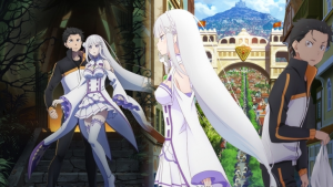 Re:Zero Anime Season 2 Premieres in April 2020, First Season to be Re-Broadcast with New Scenes