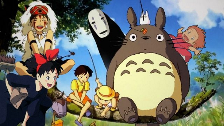 Studio Ghibli Films Coming To Netflix From February 2020 Excluding Us Canada And Japan Nicchiban