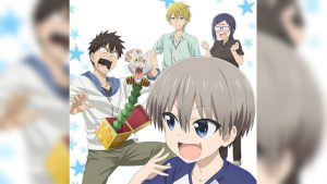 Uzaki-chan Wants to Hang Out! Gets TV Anime Adaption July 2020