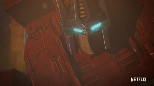 Transformers: War For Cybertron Trilogy: Siege Debut Trailer, Exclusively Coming to Netflix 2020