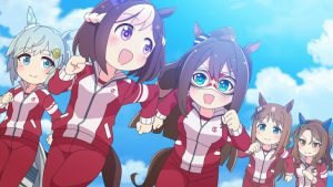 Uma Musume Pretty Derby Spin-Off Umayon Premieres July 2020