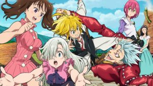 "The Seven Deadly Sins Manga Sequel ""The Four Knights of the Apocalypse"" Announced, New Anime Season October 2020"