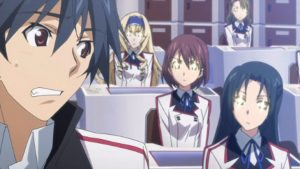 [APRIL FOOLS] All Harem Anime Cancelled As Protagonists Practice Social Distancing