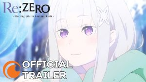 Crunchyroll to Stream Re:Zero The Frozen Bond OVA