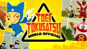 Toei Tokusatsu World Official Youtube Channel Removed by Accident, Restored