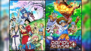 Toei Animation Announces One Piece and Digimon Adventure: Broadcasts Suspended Due to Coronavirus