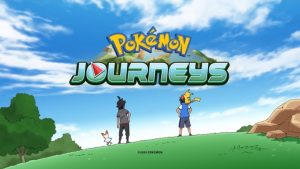 Pokemon Journeys Premieres in the West via Netflix on June 12