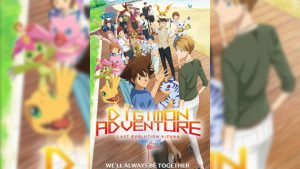 Digimon Adventure: Last Evolution Kizuna Blu-Ray and DVD Delayed Due to Coronavirus