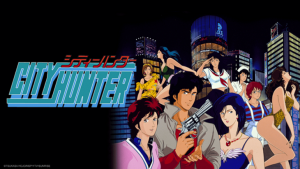 Crunchyroll Adds City Hunter TV Specials, Films, and Sequels to Library