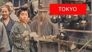 Neural Networks Provide A More Immersive Look at Early 1910s Japan
