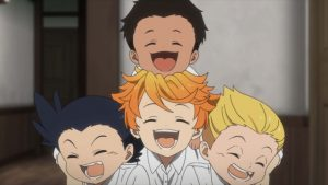 Amazon Developing Live Action Adaptation of The Promised Neverland