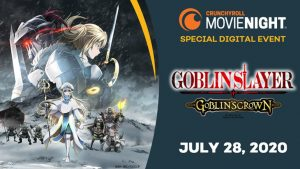 Goblin Slayer: Goblin's Crown to Begin Streaming on Crunchyroll July 28