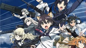 Strike Witches Road to Berlin Premieres October 7