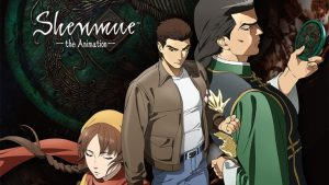 Crunchyroll Announce Shenmue Anime; Currently is in Production