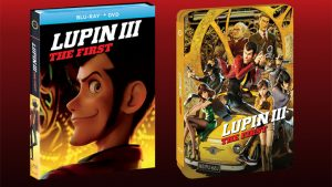 3D Animated Film Lupin III: The First Coming to DVD and Blu-ray January 12 Available for Preorder