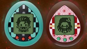 Demon Slayer Tamagotchi Pets Coming to Japan and US