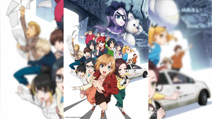 Shirobako The Movie