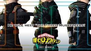Third My Hero Academia Movie Premieres Summer 2021
