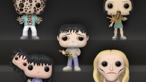 Funko Announces Official Junji Ito Vinyl Figures