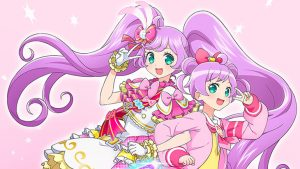Idol Land PriPara Mobile Game and Anime Announced