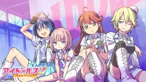 3D Anime Series Idolls: Idol Survival Premieres January 8