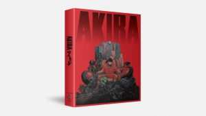 Funimation Announce Free Upgrade Exchange for Akira SDR Blu-Ray for 4K Ultra HD