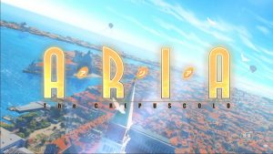 Aria The Crepuscolo Premieres in Japanese Theaters March 5