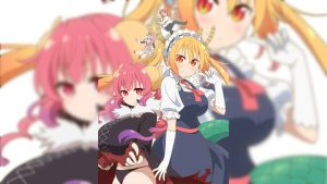 The Second Season of Miss Kobayashi's Dragon Maid Will Premiere This July