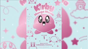 Kirby Manga Mania is Releasing in English June 2021