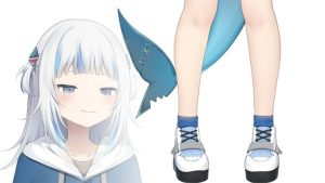 Japanese Hashtag About VTuber Feet Trends in the United States
