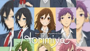 Horimiya Review (Episodes 1-3)