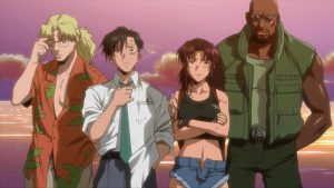 Black Lagoon to be Rebroadcast on YouTube