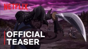 Netflix Releases New Teaser Trailer for Yasuke
