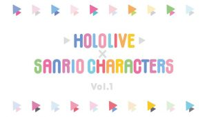 Cover Corp Announces Hololive x Sanrio Collab