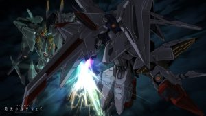 Mobile Suit Gundam Hathaway's Flash Premieres May 7 in Theaters