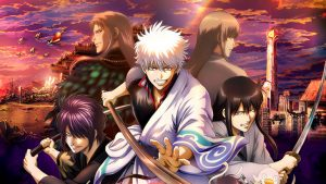 Gintama: The Final Comes to DVD and Blu-Ray August 4