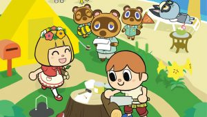 Animal Crossing: New Horizons Deserted Island Diary Coming to the West