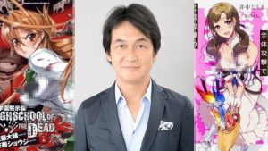 Kadokawa President Reveals Manga Rarely Reviewed by Apple and Google Due to Sexual Content, Feels Censorship May be Needed