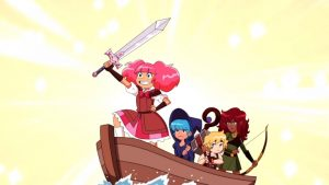 High Guardian Spice First Animated Trailer Revealed