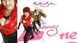 Cutey Honey: The Live! Comes to Blu-ray