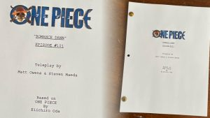 Netflix Live-Action One Piece Begins Shooting