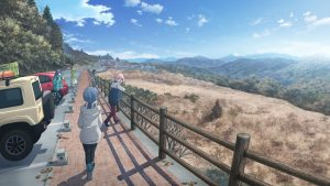 Laid-Back Camp Film Premieres Early Summer 2022